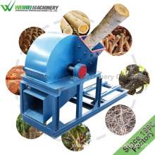 WeiWei biomass wood crusher/wood hammer mill chopper